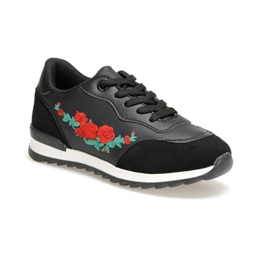 Seven Yürüyüş Ayakkabısı Siyah